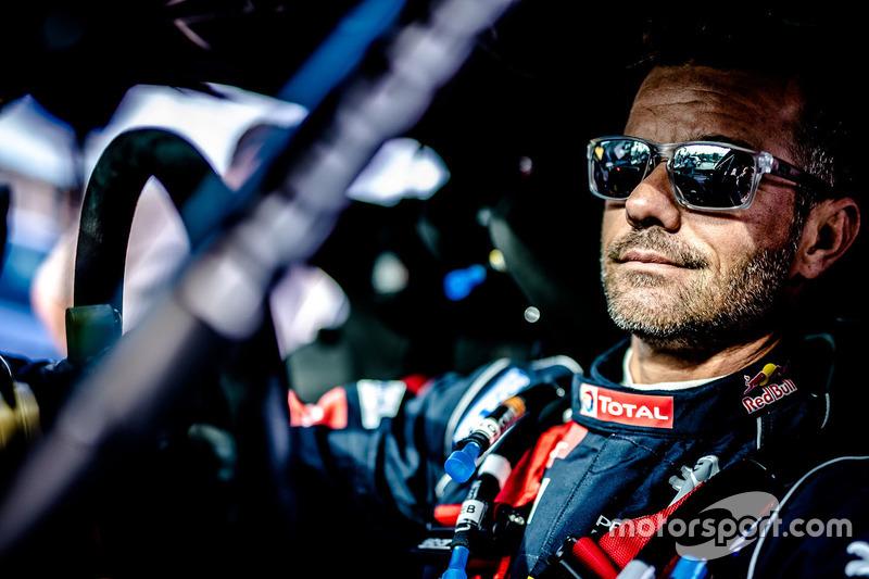 #104 Peugeot Sport Peugeot 3008 DKR: Sébastien Loeb