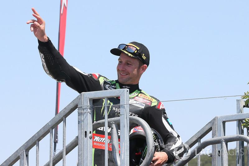 Winner Jonathan Rea, Kawasaki Racing