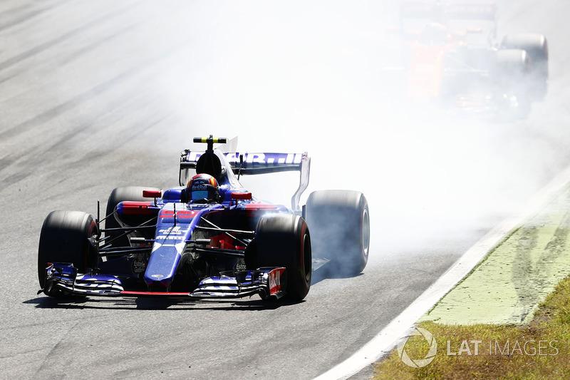 Carlos Sainz Jr., Scuderia Toro Rosso: 36