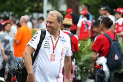 Robert Fearnley, Sahara Force India F1 Team Deputy Team Principal