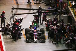 Пит-стоп: Кевин Магнуссен, Haas F1 Team VF-17