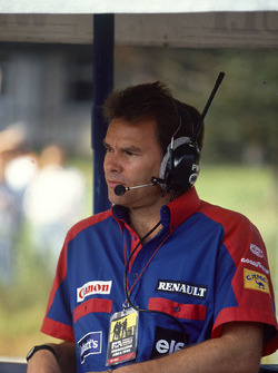 Peter Windsor, Williams