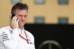 James Allison, Mercedes AMG Technical Director