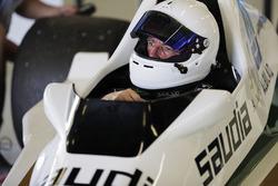 Demonstration eines Williams FW06 von 1978