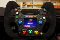 Super5000 steering wheel