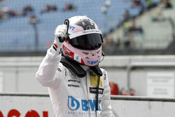 Pole position for Lucas Auer, Mercedes-AMG Team HWA, Mercedes-AMG C63 DTM
