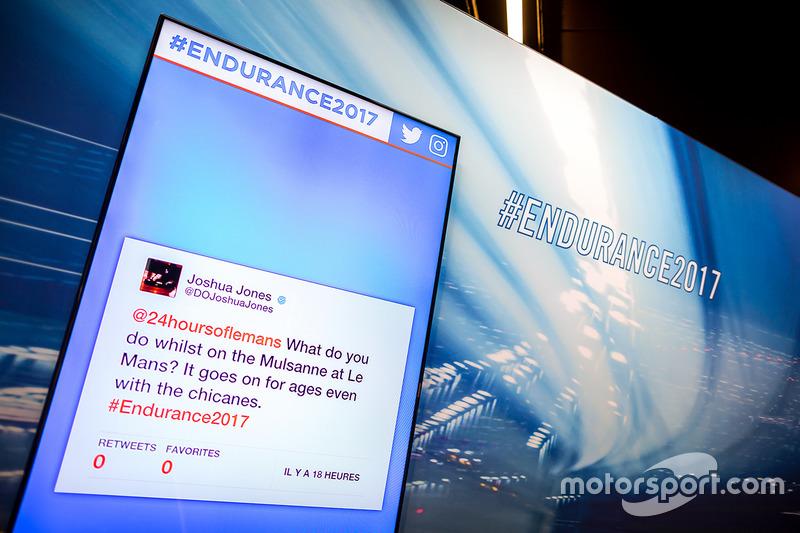 Twitter de la Conferencia de prensa