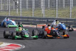 Gabriel Aubry, Tech 1 Racing and Sacha Fenestraz, Josef Kaufmann Racing