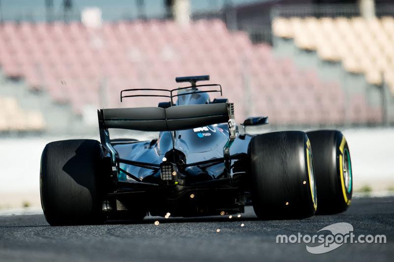 4 місце - Валттері Боттас, Mercedes
