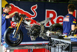 Bike: Honda CBR1000RR Fireblade SP2 vom Honda World Superbike Team