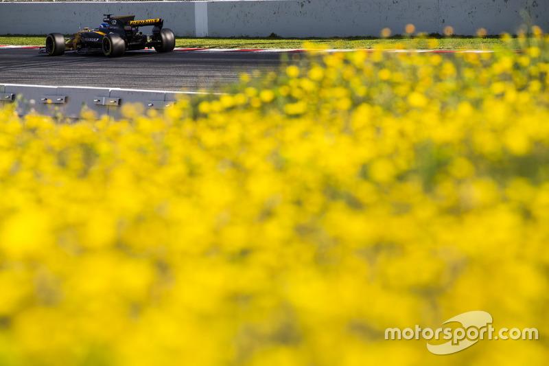 Jueves:  Nico Hulkenberg, Renault Sport F1 Team RS17