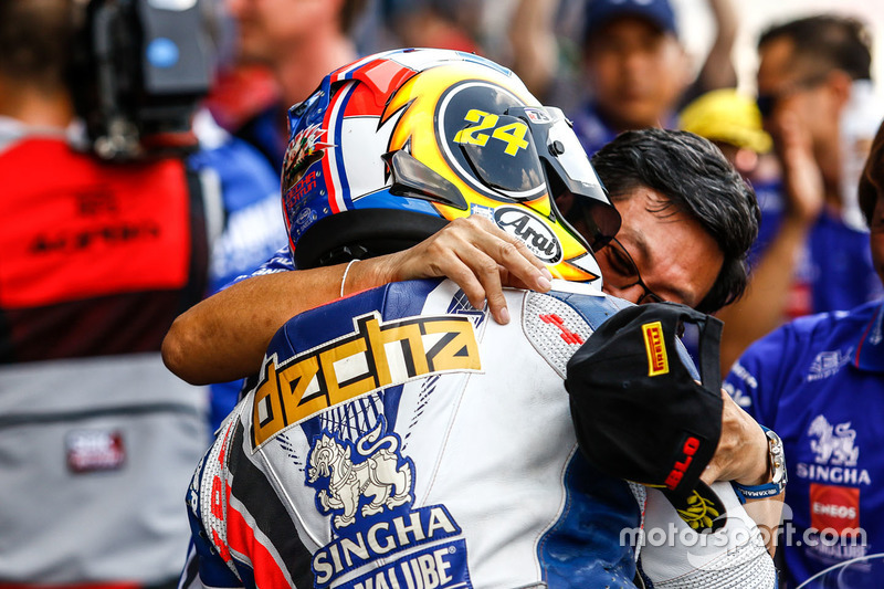 Segundo, Decha Kraisart, Yamaha Thailand Racing Team