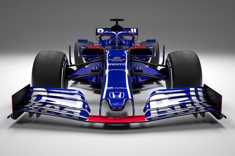 Scuderia Toro Rosso STR14