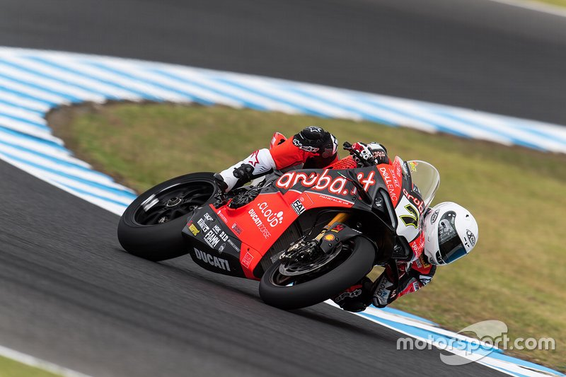 Chaz Davies, Aruba.it Racing, Ducati