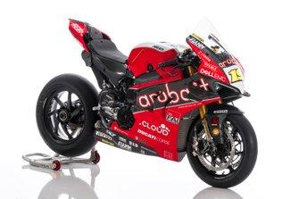 Bike von Alvaro Bautista, Aruba.it Racing-Ducati SBK Team