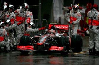 Heikki Kovalainen, McLaren MP4-24 Mercedes