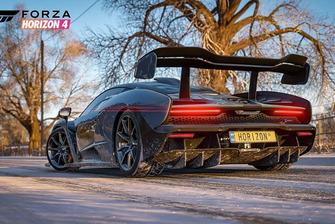 Screenshot Forza Horizon 4