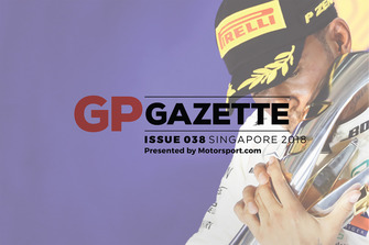 GP Gazette 038 Singapore GP
