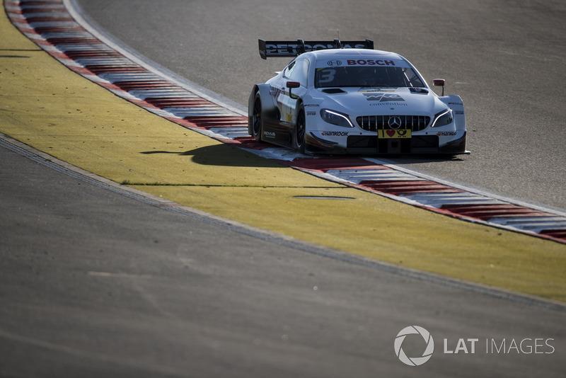 11. Paul Di Resta, Mercedes-AMG Team HWA, Mercedes-AMG C63 DTM