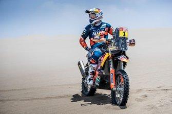 #1 Red Bull KTM Factory Racing KTM: Matthias Walkner