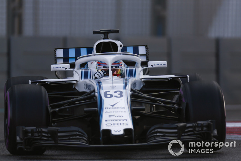 Джордж Расселл, Williams FW41