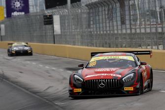 #888 Mercedes-AMG Team GruppeM Racing Mercedes - AMG GT3: Maro Engel
