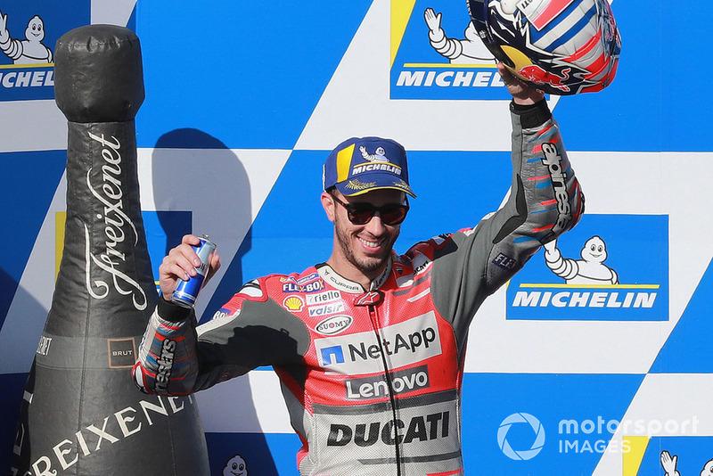 Platz 4: Andrea Dovizioso