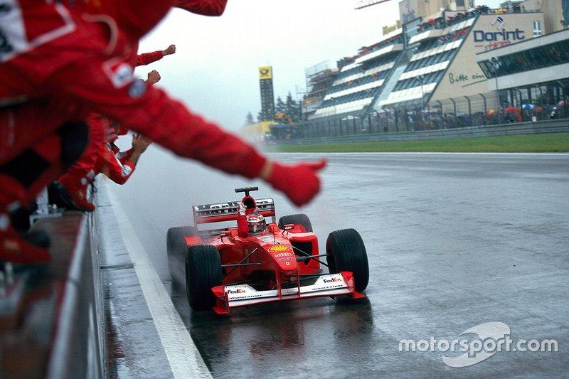 2000 Europese Grand Prix