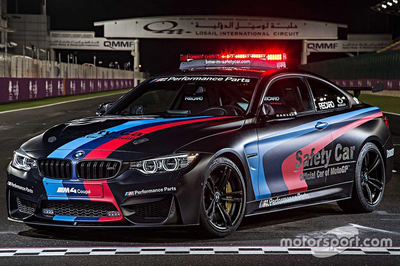 2015: BMW M4 Coupé safety car