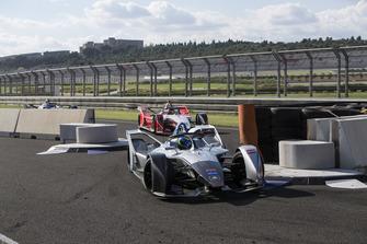 Felipe Massa, Venturi Formula Eleads Pascal Wehrlein, Mahindra Racing, M5 Electro