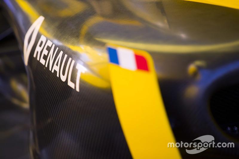 Peluncuran mobil Formula Renault Eurocup 2019
