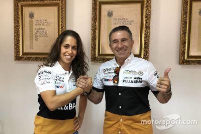 Herrera Ángel Nieto MotoE announcement