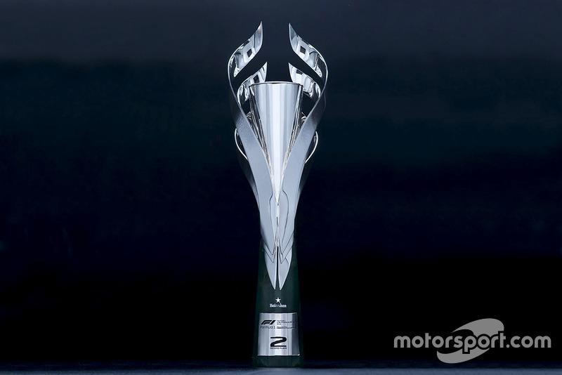 Trofeo GP de México 2018 segundo lugar