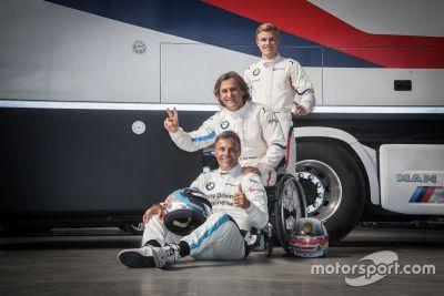 Annuncio Zanardi BMW Team Italia