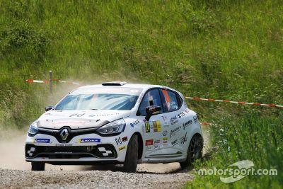 Clio R3T Alps Trophy: Rallye du Chablais