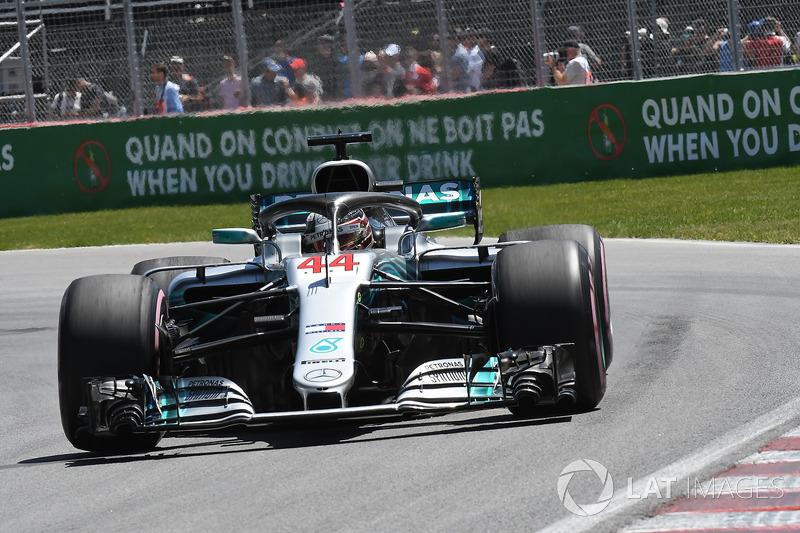 5. Lewis Hamilton, Mercedes-AMG F1 W09