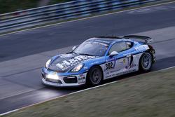 #302 Mühlner Motorsport Porsche Cayman GT4 CS: Michael Rebhan, Timo Mölig, Tobias Müller, Kranz Moritz