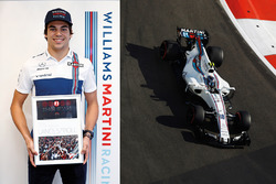 Lance Stroll, Williams, novato del año 2017