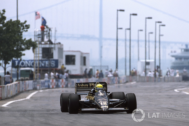 1986: GP dos EUA