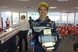 Conferenza stampa, #32 United Autosports, Ligier JSP217 - Gibson: Hugo de Sadeleer