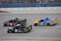 \t18, D J Kennington, Losers Bar & Grill Chevrolet Silverado, Chris Fontaine, Glenden Enterprises Toyota Tundra