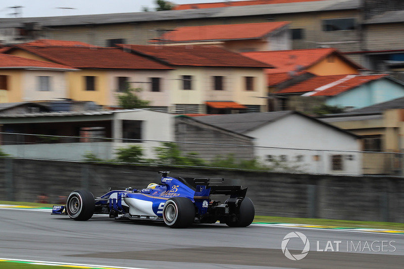 13. Marcus Ericsson, Sauber C36
