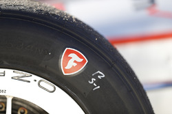 Will Power, Team Penske Chevrolet Firestone tire
