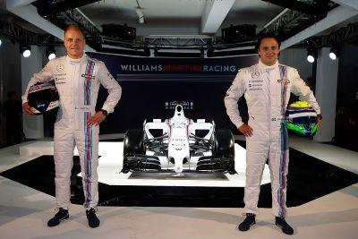 Williams Martini Racing FW36, Lanzamiento