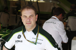 Manfredi Ravetto, Caterham-Teamchef