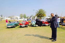 P Balendran, MG Motor India Executive Director