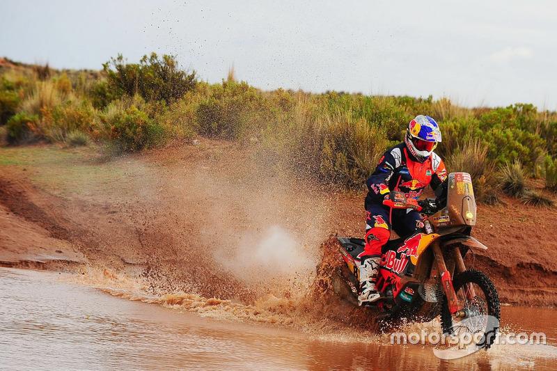#8 Red Bull KTM Factory Racing KTM: Toby Price