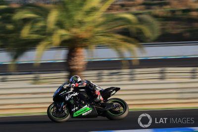 Jerez november test