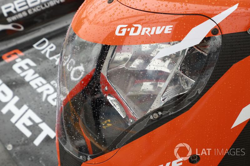 G-Drive ORECA 07 detail