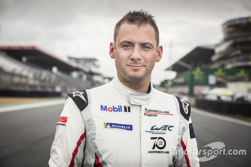 Nick Tandy, Porsche GT Team